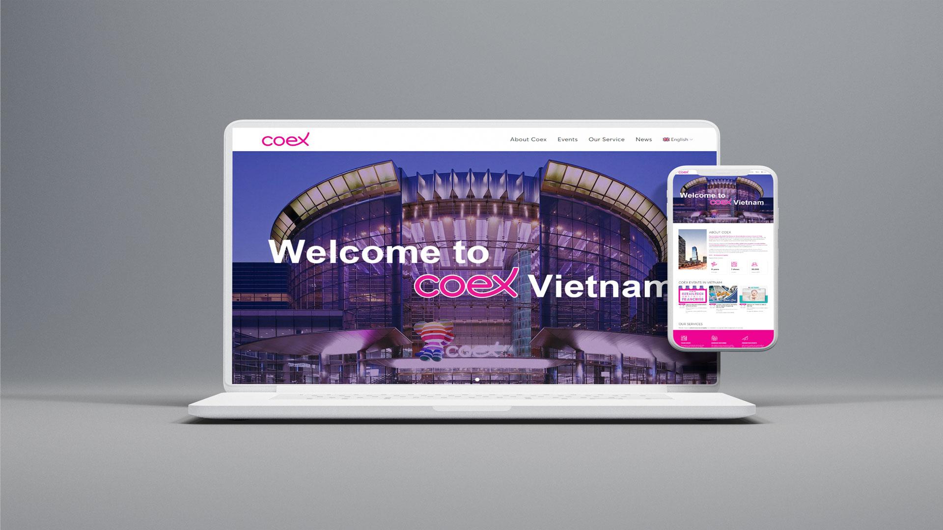 COEX Việt Nam - Trung tâm triễn lãm