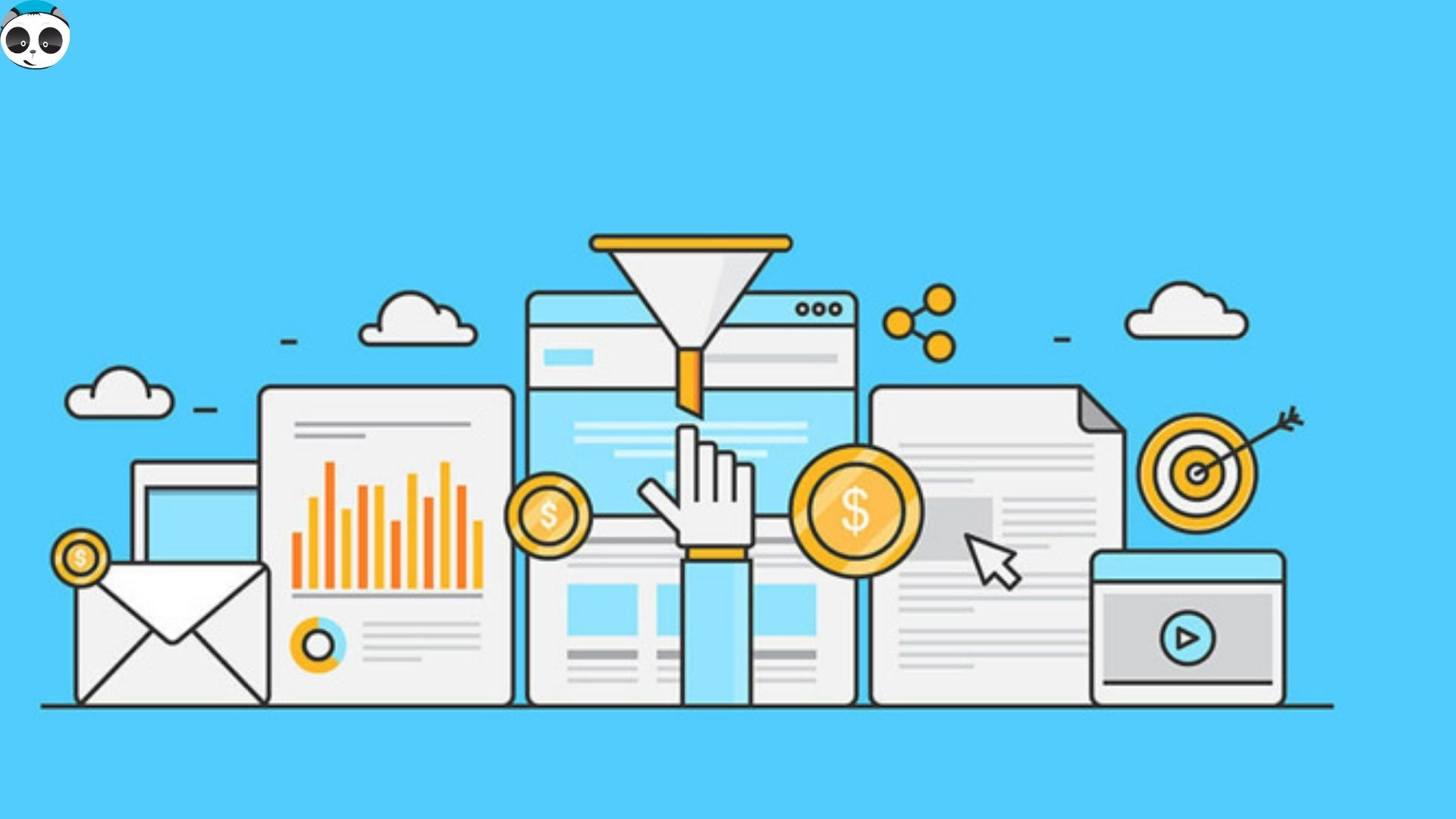 tổng hợp 8 cách kiếm tiền từ website